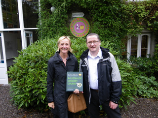 Michele-and-gerry-at-Ballymaloe-Cookery-School