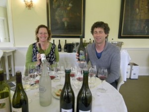 Vanya Cullen, Cullen Wines and Bill Downie, William Downie Wines