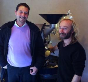 Marc and Giacomo