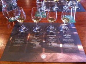 A great Whiskey tasting
