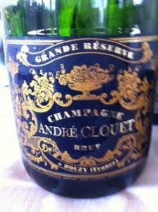 André Clouet Grand Cru Réserve Brut NV