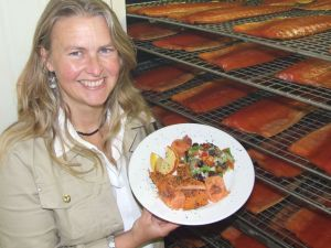 Birgitta of Burren Smokehouse