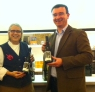 Maurice O'Mahony, Wine Alliance and Darina