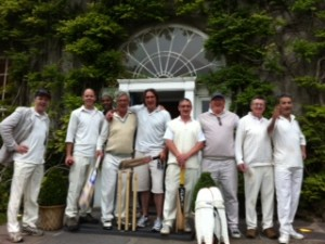 The East Cork Cricket Club at Ballymaloe House