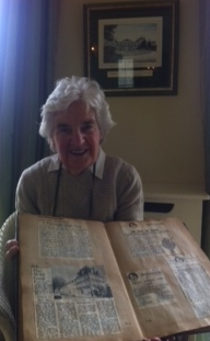 Mrs Myrtle Allen and her  1966 article on The Wild Geese Wines